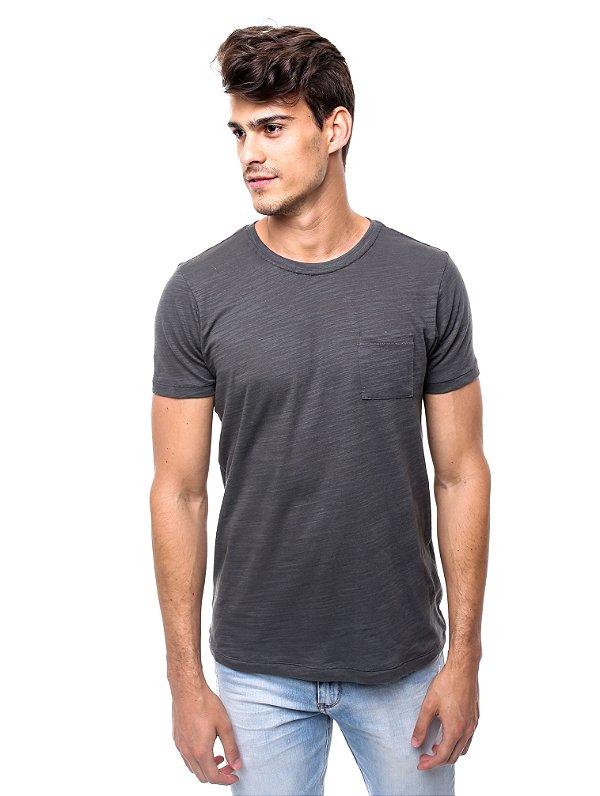 Camiseta Winter Gray Flamê