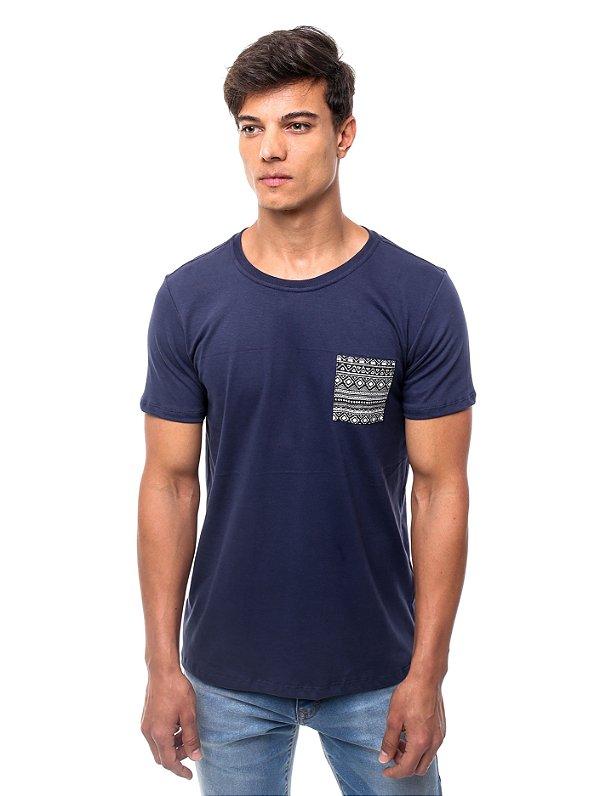 Camiseta Bolso Étnico Winter