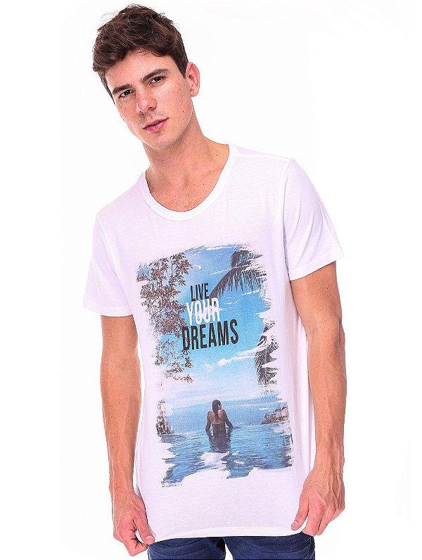 Camiseta Live Your Dreams
