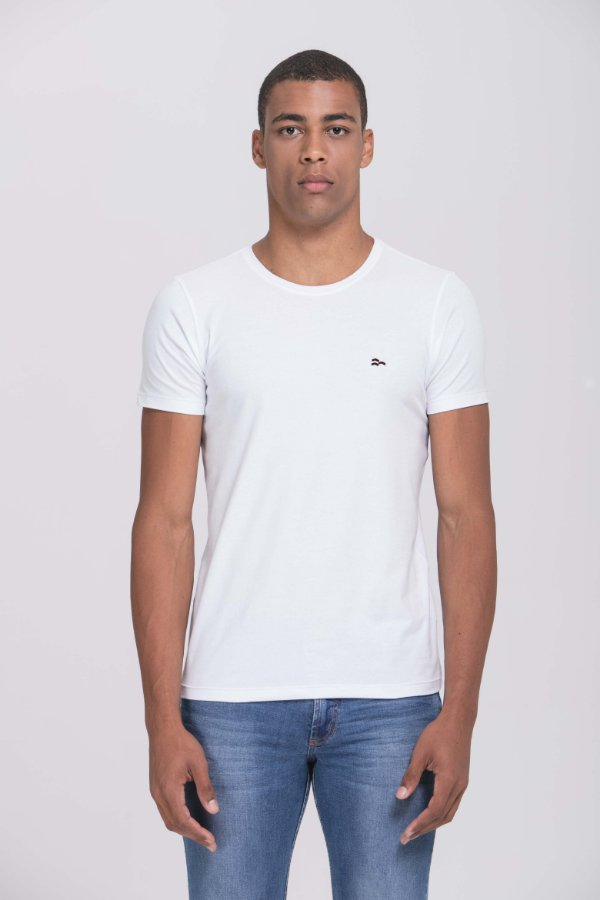 Camiseta Basic Egypt Branca