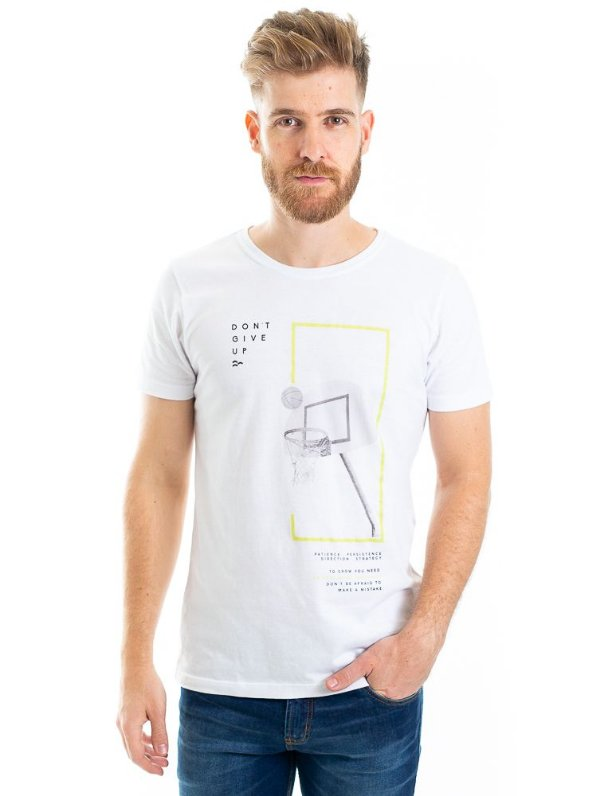 Camiseta Don`t Give Up