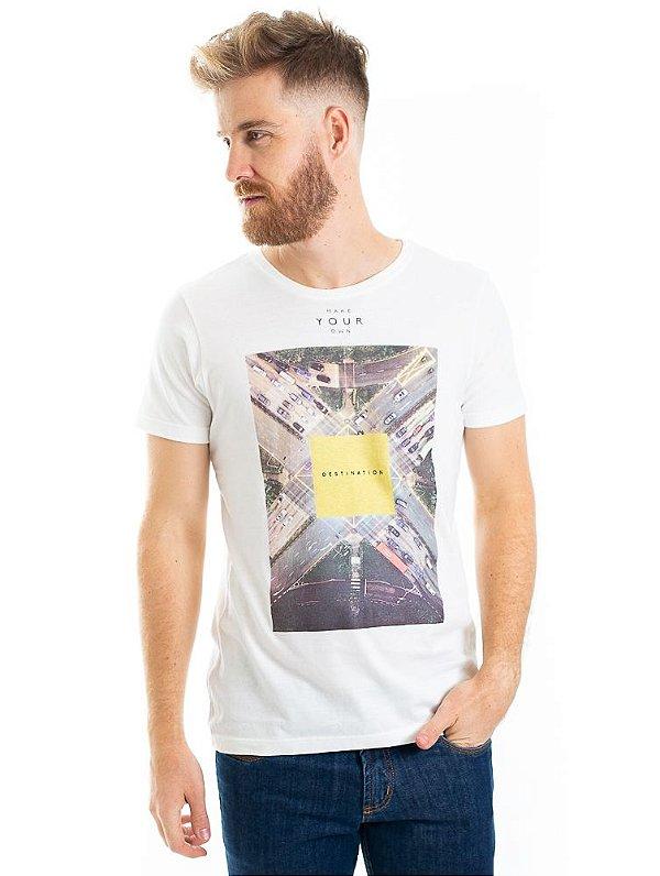 Camiseta Destination