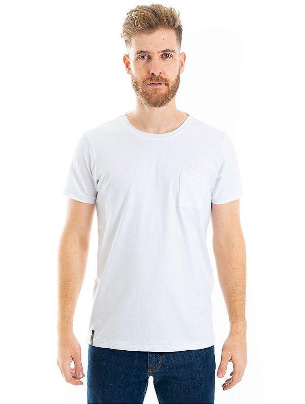 Camiseta Light Basic White