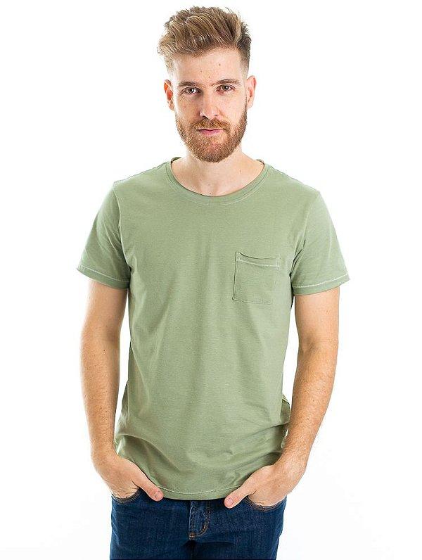 Camiseta Light Basic Verde