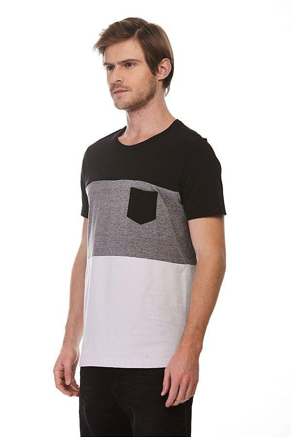Camiseta Composé Degradê
