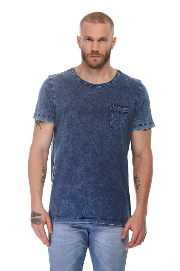 Camiseta Basic Indigo
