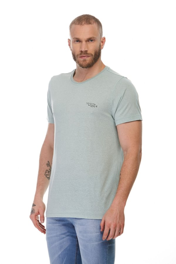 Camiseta Pure Nature Verde