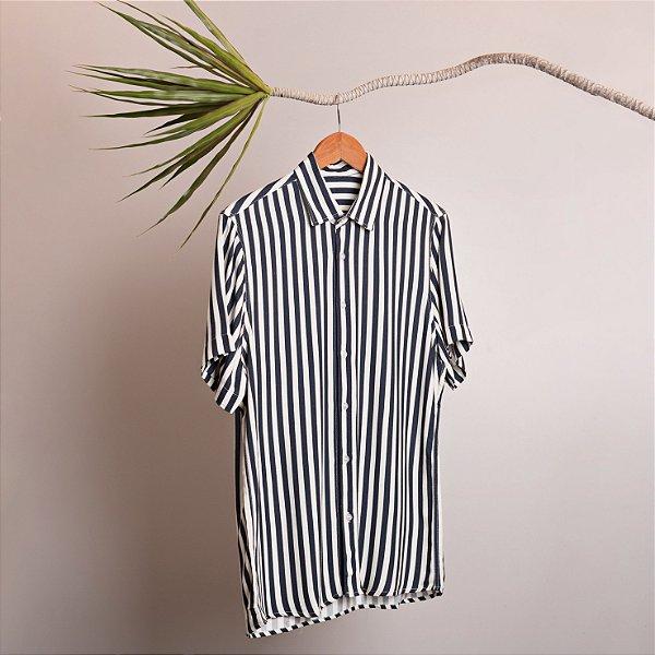 Camisa MC Navy