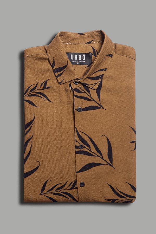 Camisa MC Caramel