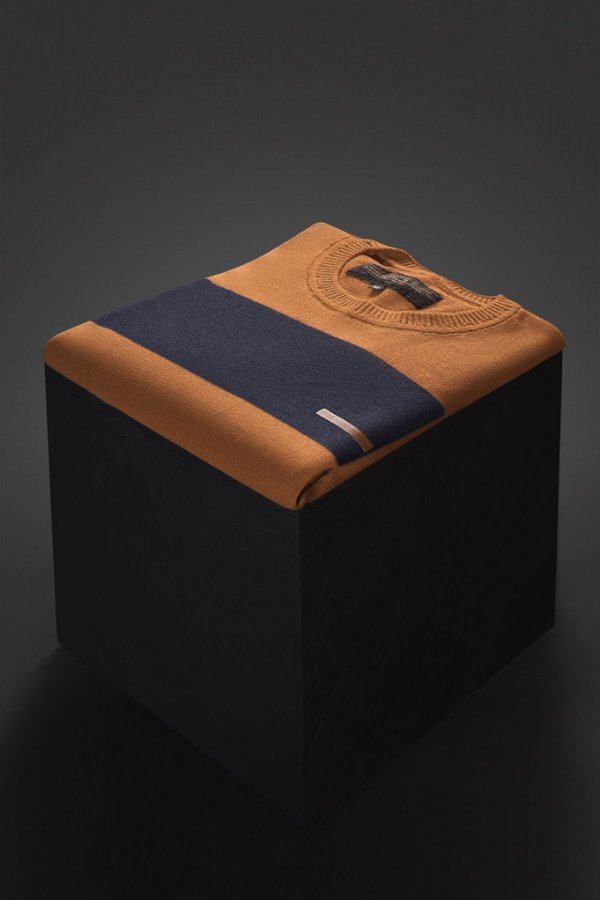 Suéter Blue Caramel