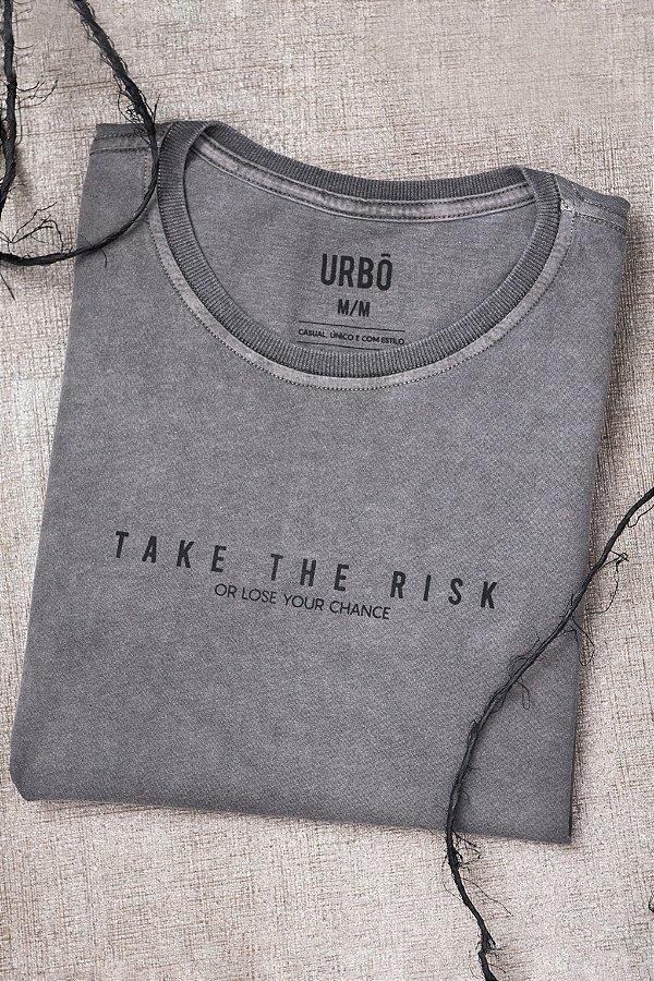 Camiseta Take The Risk