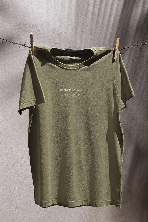 Camiseta Estonada Remind Yourself