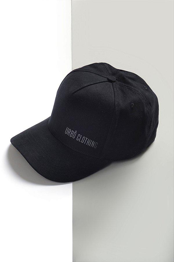 Boné Basic Black