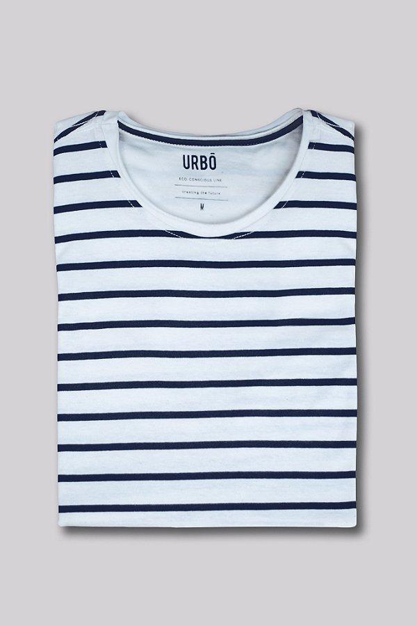 Camiseta Cânhamo Azul