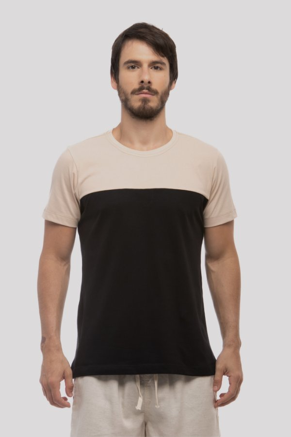 Camiseta Duo Black Coffee Natural