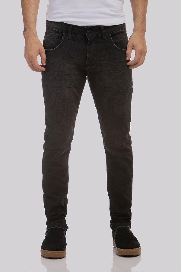 Calça Jeans Black Comfort