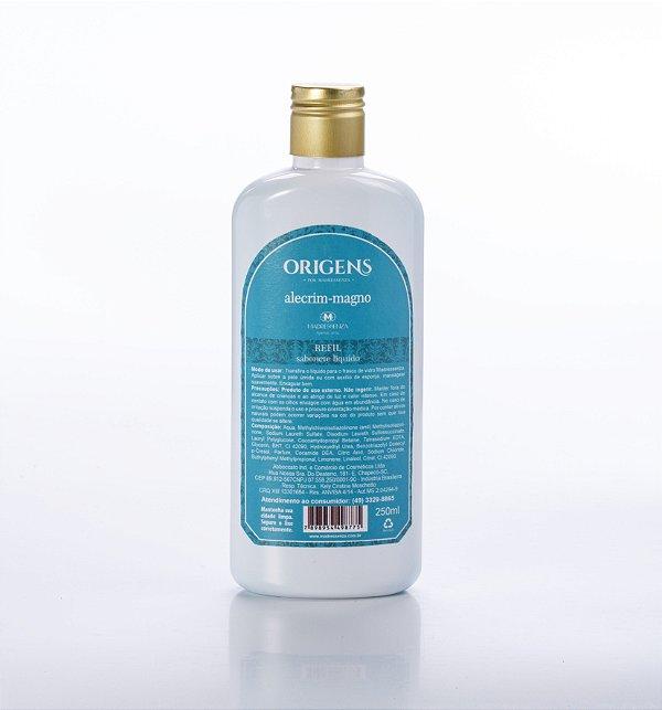 Refil sabonete líquido Alecrim-Magno -250ml
