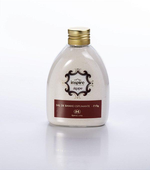 Sal de banho espumante Ágape - 215g