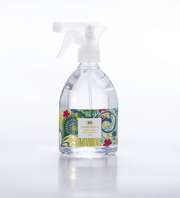 Água perfumada Floral Lemon - 500ml