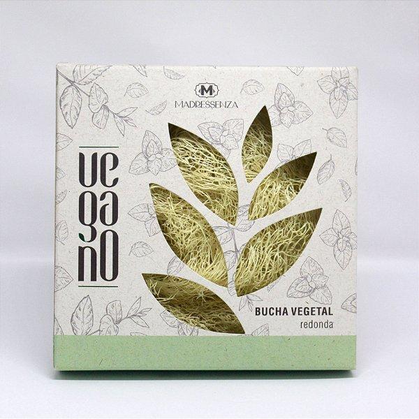 Bucha Vegetal Redonda Vegano