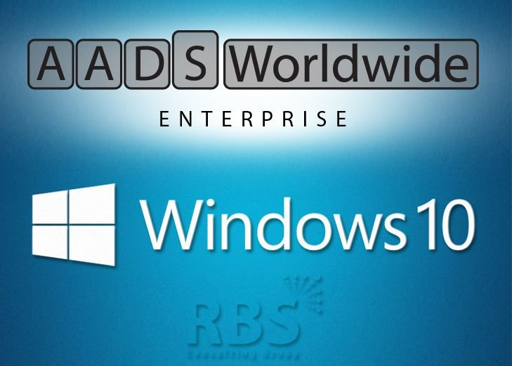AADS Enterprise Windows 10 64 bits