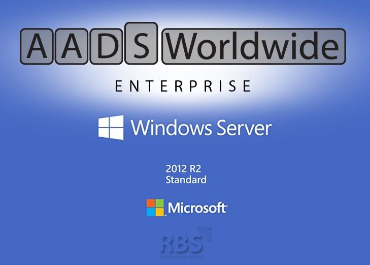 AADS Enterprise Windows Server 2012 64 bits R2