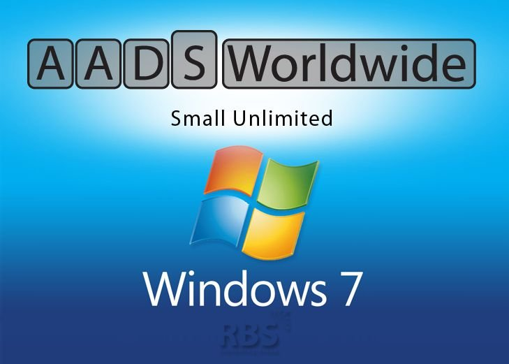 AADS Small Unlimited -  Windows 7 64 bits
