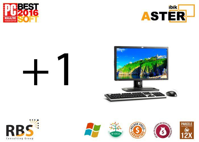 Multiterminal de baixo custo - ASTER  Pro-1  ( Usuário adicional - Aster Pro 2 e Pro 6)