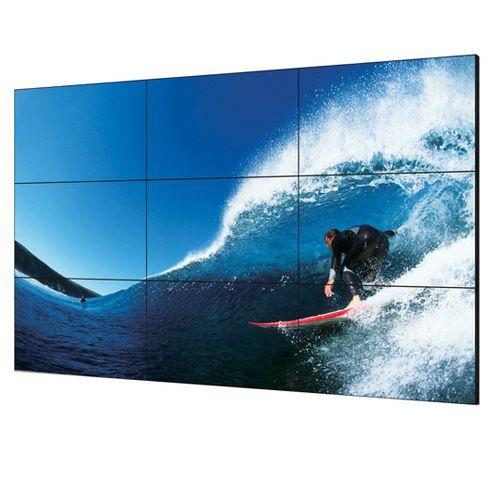 9 Egpu para Video Wall Em Rede Tamanho 3x3 - Software Incluso