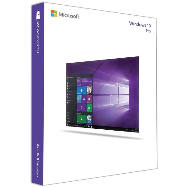 Windows 10 Pro 64 Bits Brazilian COEM GGK -PARA LEGALIZACAO- 4YR-00260