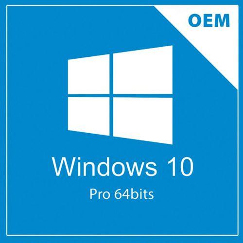Microsoft Windows 10 Pro OEM 64 Bits Português (FQC-08932)