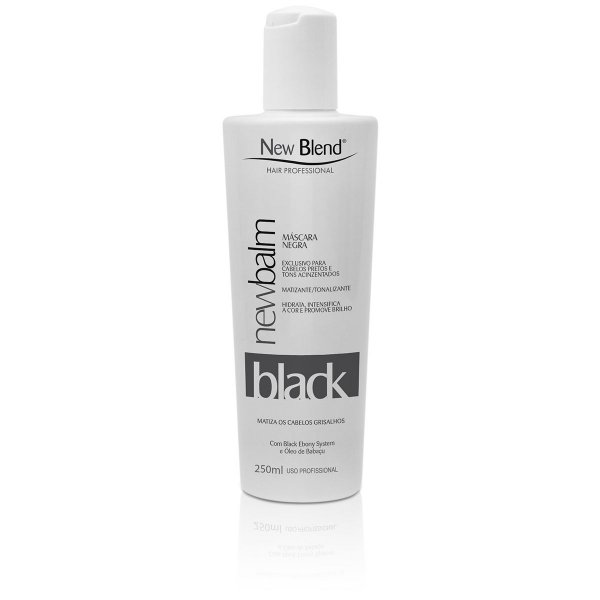 Matizador New Balm Black 250ml