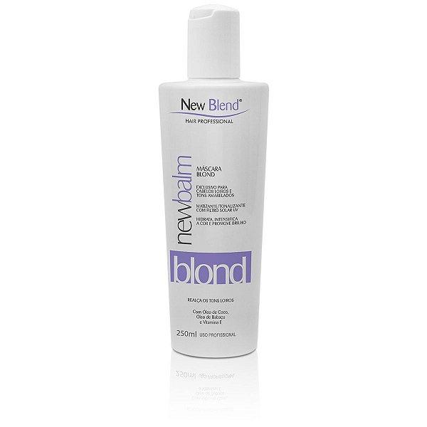 Matizador New Balm Blond 250ml