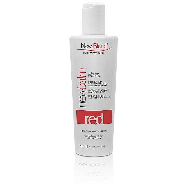 Matizador New Balm Red 250ml