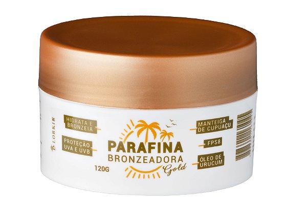 Parafina Bronzeadora Gold 120g Lorkin