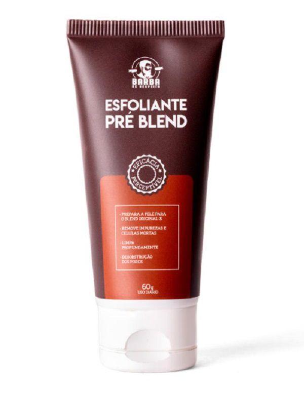 Esfoliante Pré Blend 60G - Barba de Respeito
