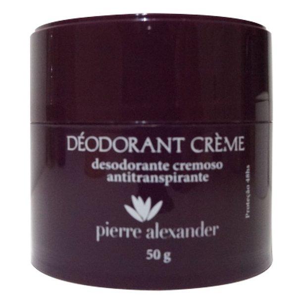 Desodorante Pierre Alexander - 50g