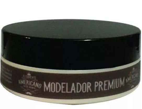 Pomada Modeladora Premium - Alisamento Americano - 120g