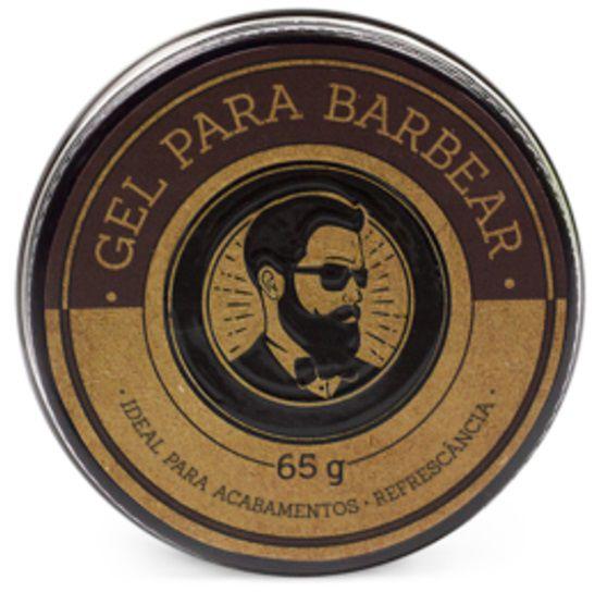 Gel para Barbear - Barba de Respeito - 65g