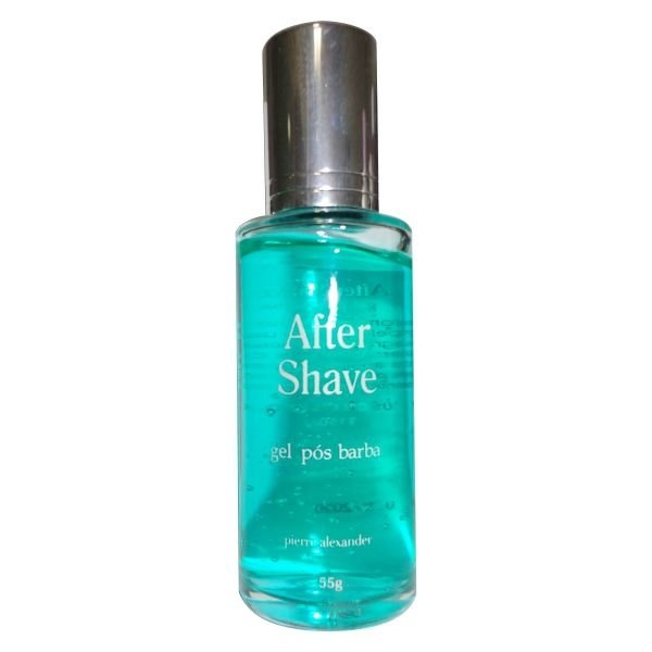 After Shave Gel Após Barba 55g - Pierre Alexander