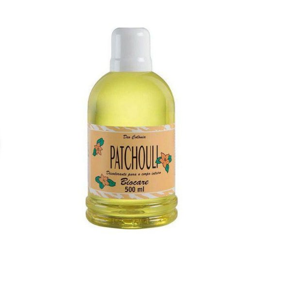 Deo Colônia Patchouli Biocare 500ml