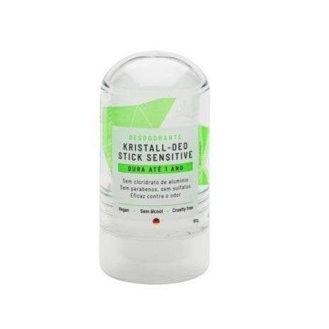 Desodorante Stick Kristall Sensitive Alva 60g