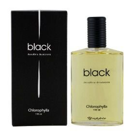 Deo Colônia Black 110ml Chlorophylla