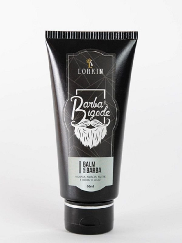 Balm para Barba e Bigode 60g Lorkin