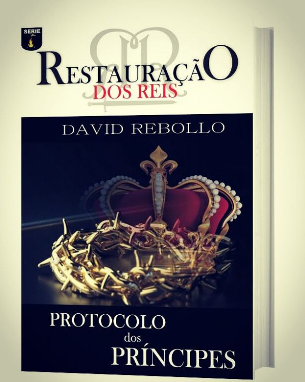 Protocolo dos Príncipes  - David Rebollo