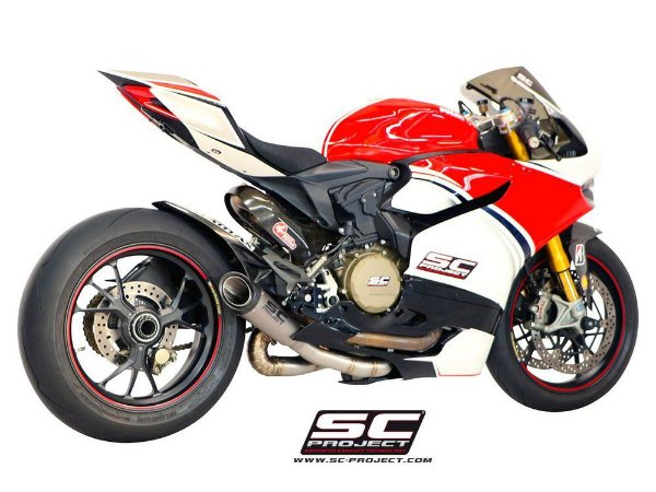 SC Project S1 Ducati - PANIGALE 1199 / S / R