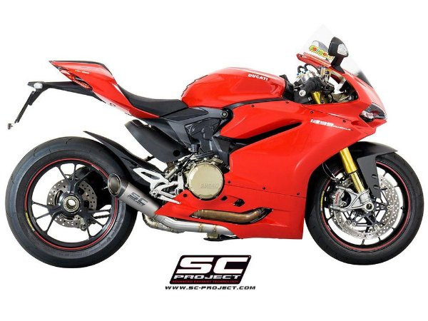 SC Project S1 Ducati - PANIGALE 1299 / S