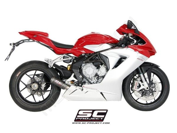 SC Project CR-T MV Agusta F3 13/15 Carbon