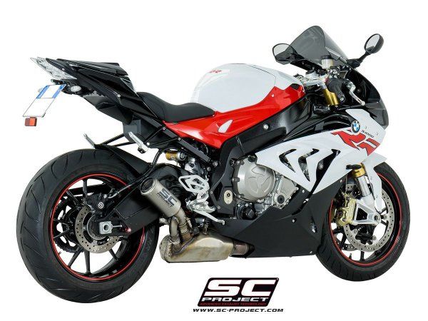 SC-PROJECT CR-T BMW S1000RR 2017 / 2018 TITANIUM