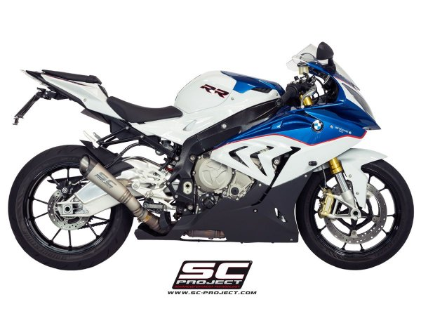SC-PROJECT S1 BMW S1000RR 2015 2016 TITANIUM